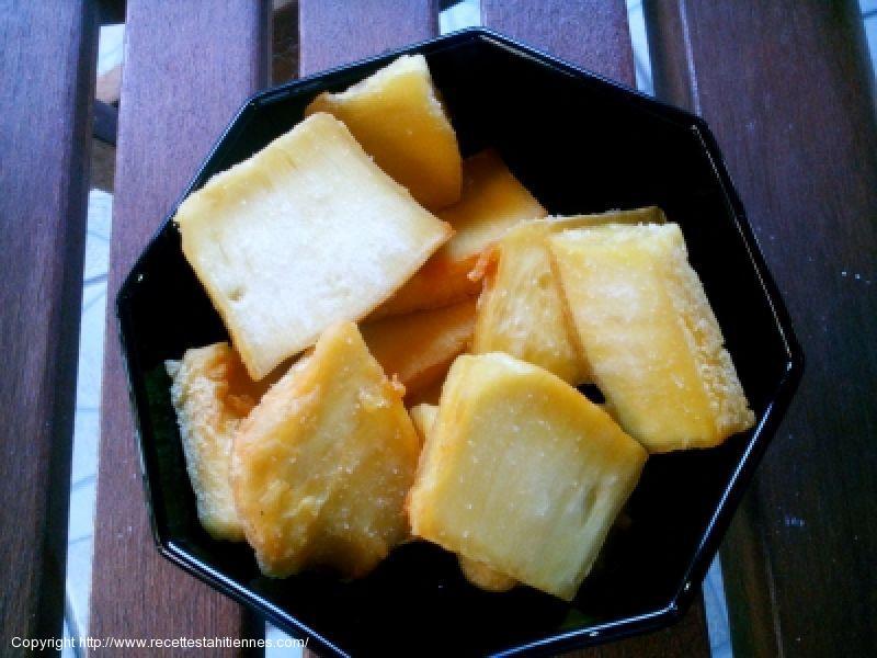 Frites de Uru