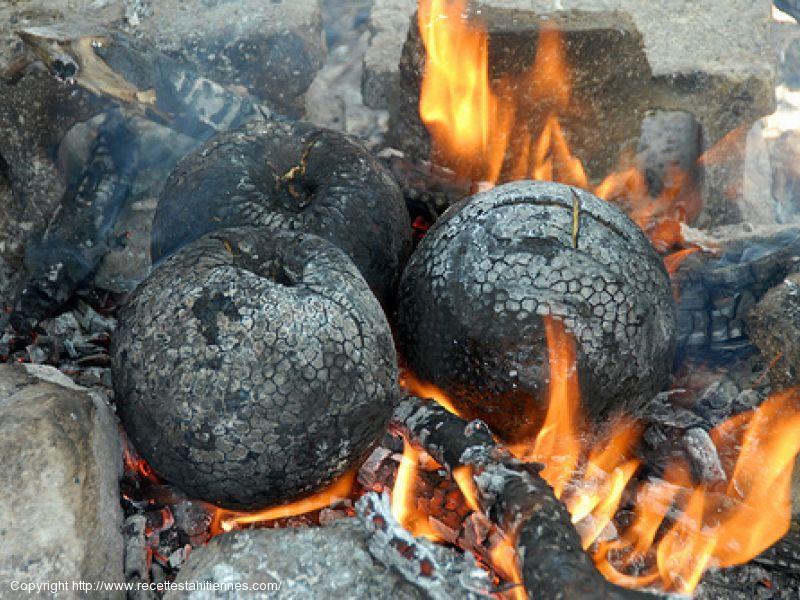 Uru au feu de bois